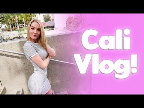 California Vlog!