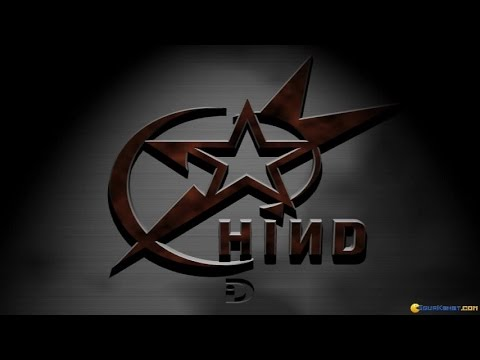 HIND - The Russian Combat Helicopter Simulation gameplay (PC Game, 1996) thumbnail