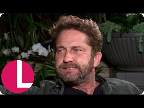 Gerard Butler Reveals He Thought His Life Was Over Following a Motorcycle Accident  Lorraine