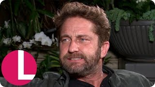 Gerard Butler Reveals He Thought His Life Was Over Following a Motorcycle Accident | Lorraine