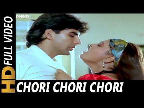 Chori Chori Chori | Anu Malik, Alisha Chinai | Hum Hain Bemisal 1994 Songs | Akshay Kumar, Shilpa