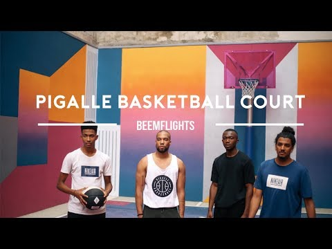 Pigalle Basketball Court - TOGETHER