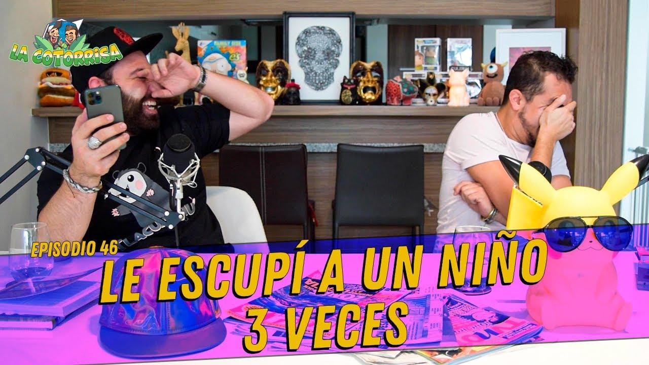Download La Cotorrisa - Episodio 46 - Le escupí a un niño 3 veces