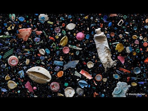 Ocean Rubbish - Behind the News