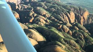 Flight to the Bungle Bungle