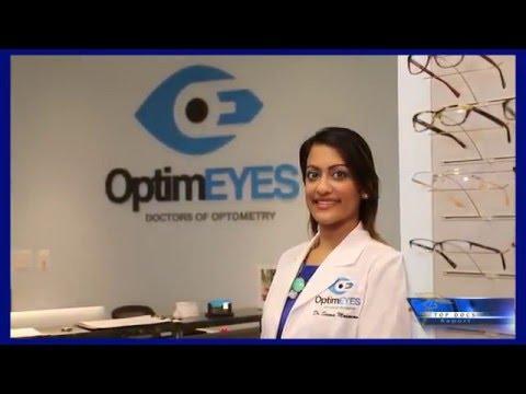 TOP Doctors Interview featuring Dr. Seema Mohanan - Ashburn Optometrist