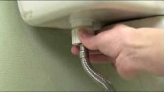 Fixing a Toilet Leak