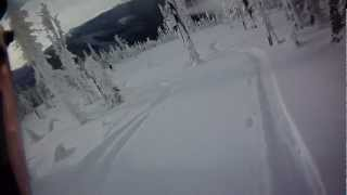Cat Skiing in Idaho Thumbnail