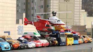 헬로카봇 또봇 19대 기가세븐7단합체 펜타스톰5단합체 마이티가드4단합체 로드세이버3단합체 장난감 야외 변신 동영상 HelloCarbot Tobot  car toys