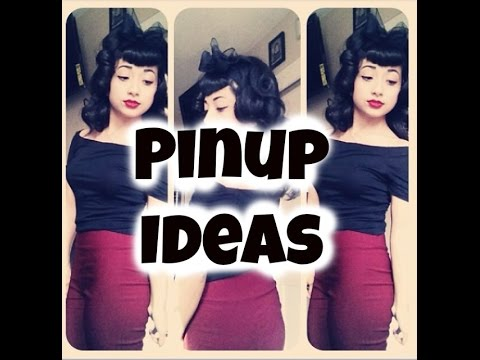 my pin up outfit ideas miss miriam youtube - Pin Up Girl Halloween Costumes 2017