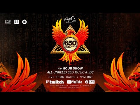 Future Sound Of Egypt 650 LIVE From Cairo With Aly & Fila