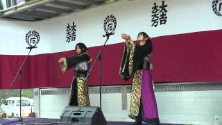 11/2に滋賀県長浜市石田町で開催された石田三成祭りでの歴史系アーティ...