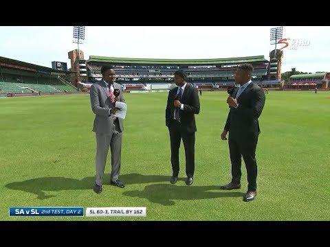 South Africa vs Sri Lanka | 2nd Test | Day 2 build up