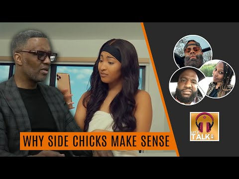 KEVIN SAMUELS Breaks Down The SIDE CHICK ARGUMENT And WHY THEY SERVE A PURPOSE | Lapeef