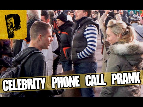 Top 13 Best Celebrity Pranks Of All Time! | Hollywire ...