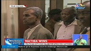 Video Kenneth Matiba gets Ksh 504M for attrocities suffered download MP3, 3GP, MP4, WEBM, AVI, FLV Oktober 2018