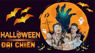 Loa Phường Season 2 Tập 3 | Halloween Đại Chiến | Phim Hài 2018