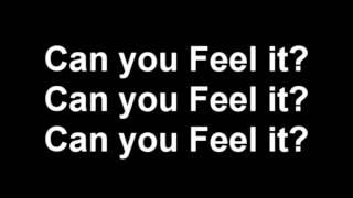 Cante con Jean Rock- Can you feel it karaoke