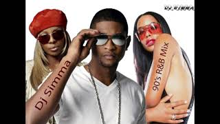 Gambar cover Dj Simma - 90's R&B, Slow Jams, Baby Marker Mix