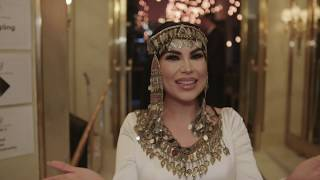 behind the scenes a message from aryana sayeed to the swedish audience