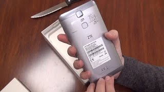 ZTE Blade A610 Plus I Unboxing