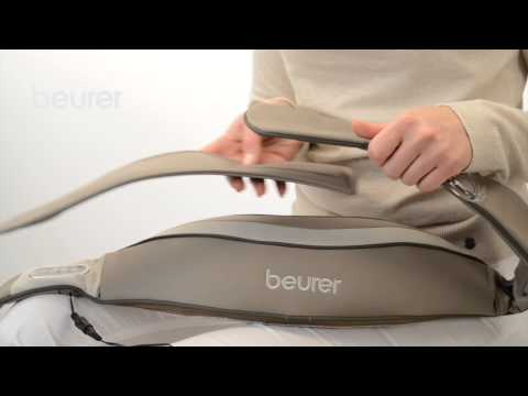 Quick start video for the MG 148 Shiatsu massage belt
