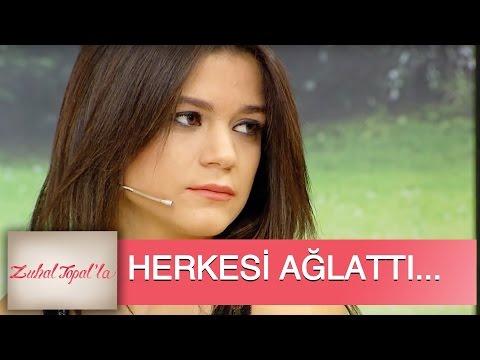 Zuhal Topal'la  13. Bölüm (HD)   Melih'e Talip Olan Kaderin Hayatı Herkesi Ağlattı