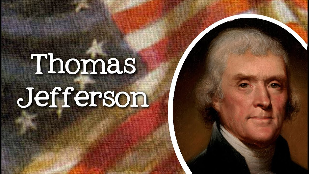 Thomas jefferson short biography