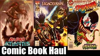 Comic Book Haul 27 - Comic-Con, Speculation Books, and More!