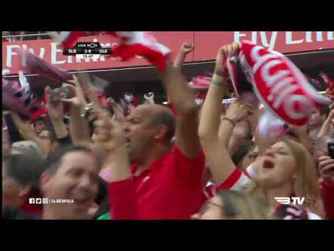 Sport Lisboa e Benfica amazing goal Raúl Jiménez