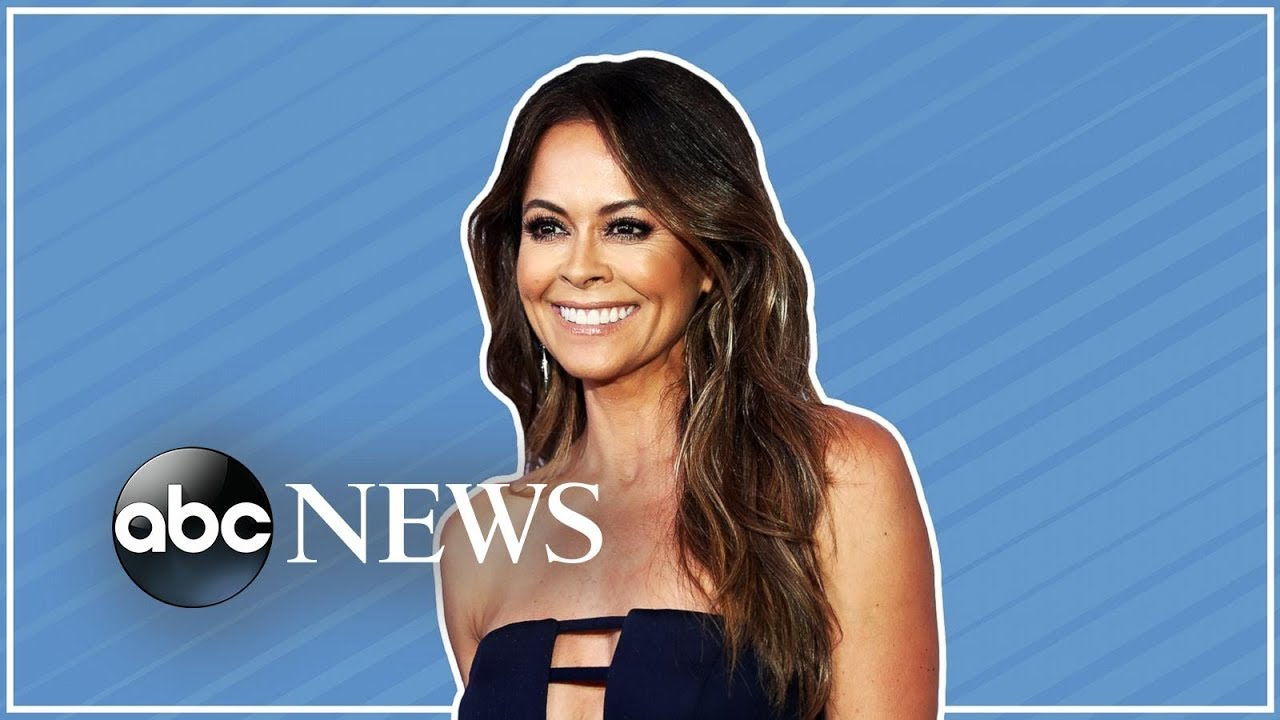 Take it from Brooke Burke - You might have to work harder than everyone else