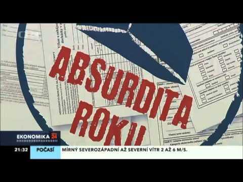 Zahajujeme anketu Absurdita roku 2013