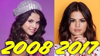 The Evolution of Selena Gomez (2008-2017)