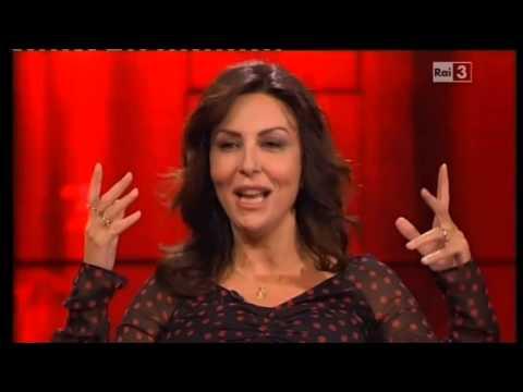 Sabrina Ferilli  Che tempo che fa 22022015