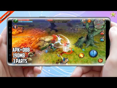 Arcane Quest Legends APK+OBB | Highly Compressed | Offline Rpg | Download For Android | Gameplay HD