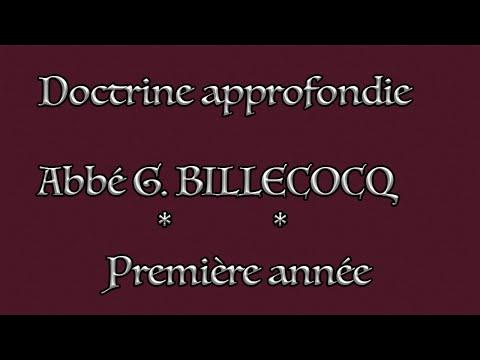 Cours 7 - La simplicité divine  (1ème partie ) - (Q3) - Abbé G. BILLECOCQ - 15/12/2020