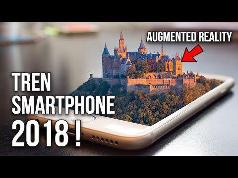 5 TREND SMARTPHONE YANG AKAN BOOMING DI TAHUN 2018