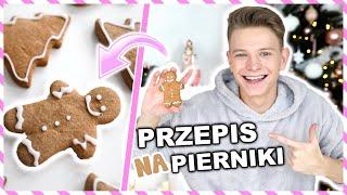 ŚWIĄTECZNE PIERNICZKI - prosty przepis!  - So sweet #3 | Dominik Rupiński