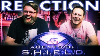 Agents of Shield Honest Trailer REACTION!!