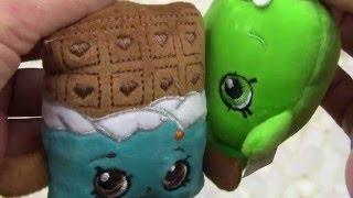 Шопкинс кошики сюрпризи розпакування unboxing Shopkins surprise toys Kikityki