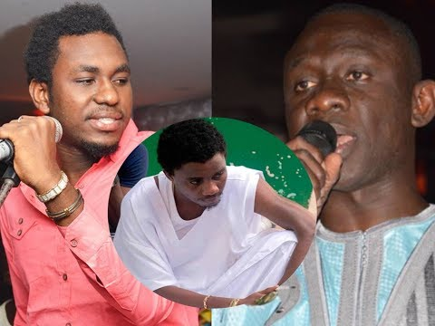 Duo explosif entre le frère de Wally Seck, Mandiaye Seck et Pape Diouf un moment inoubliable au...