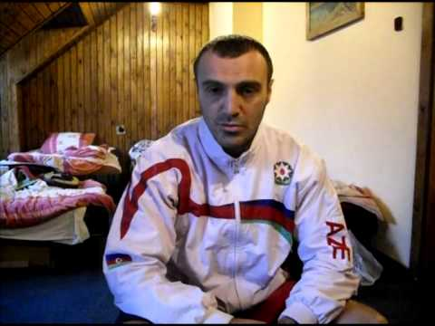 Sabir Suleyman. INTERVIEW. EUROPEAN KONG SAO CHAMPIONSHIP.SABIR SUL