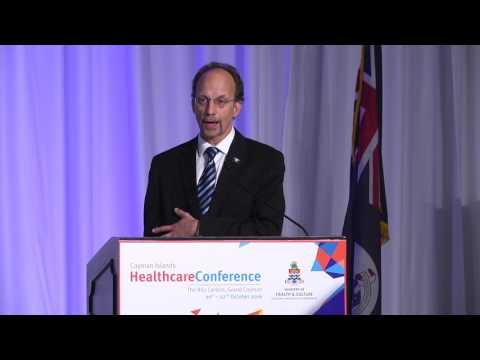 Cayman Islands Healthcare Conference Thursday 20 Oct 2016 Dr Hospedales Q and A