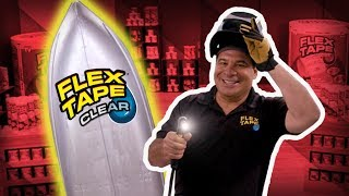 NEW FLEX TAPE® Clear Commercial