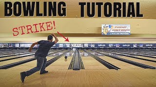 How to Bowl Like a Professional [Bowling Tutorial] Video