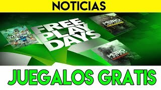 JUEGALOS GRATIS | FREE PLAYS DAYS |  Metro 2033, Metro Last Light y Override