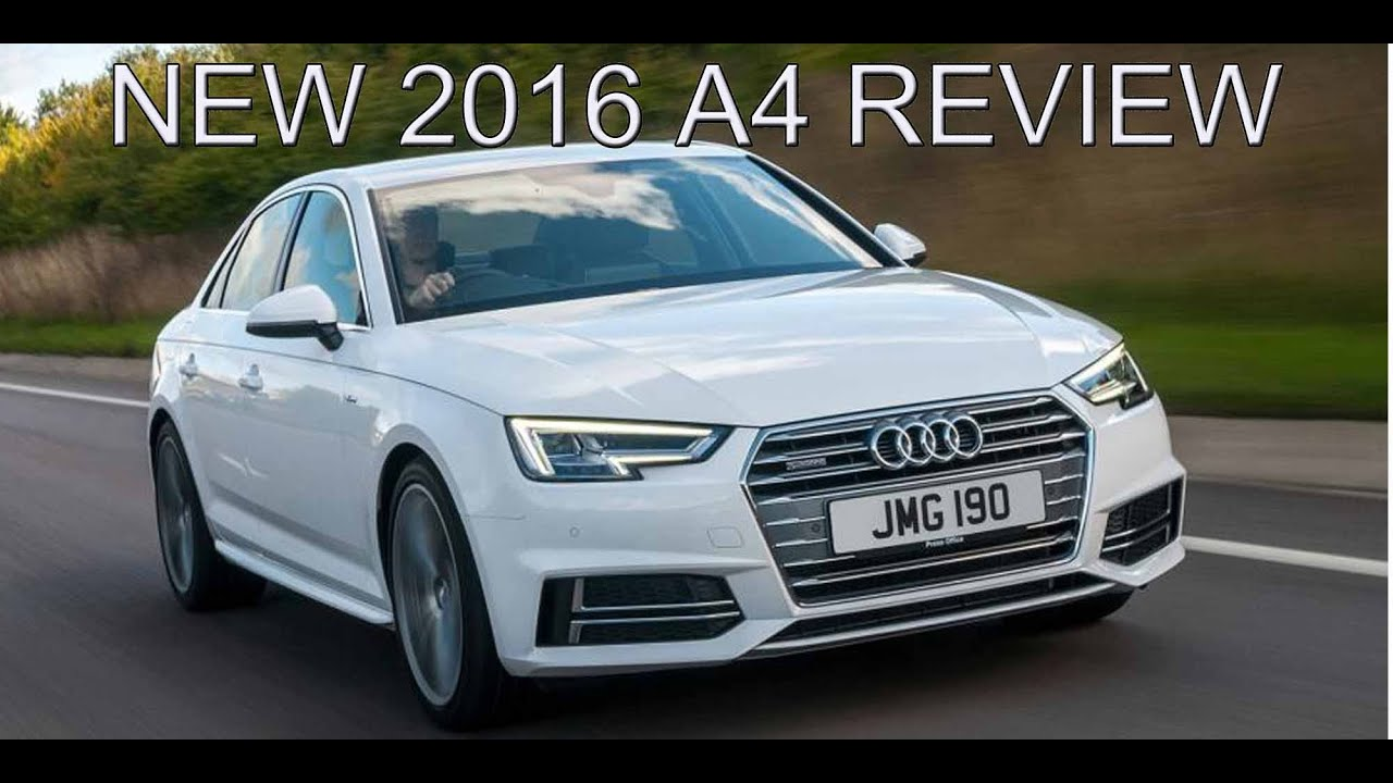 NEW AUDI A SLINE HONEST REVIEW Audiuk YouTube - Audi uk