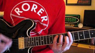 Stray Cat Blues Lesson (Studio Version) - Rolling Stones