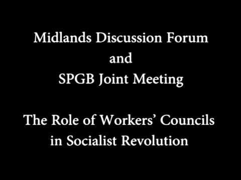 The Role of Workers' Councils in Socialist Revolution