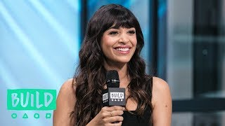 "Hannah Simone Discusses Her Show, ""Kicking & Screaming"""